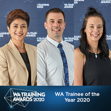 WA Trainee of the Year 2020 finalists