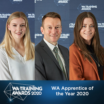 WA Apprentice of the Year 2020 finalists