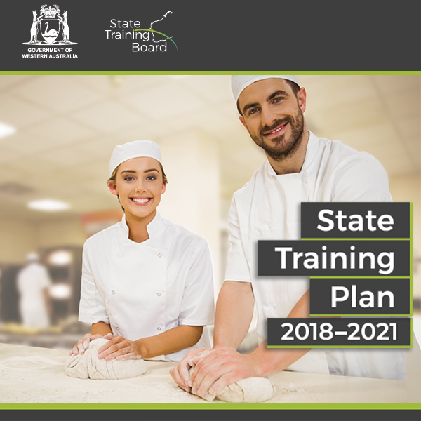 State Training Plan 2018 - 2021