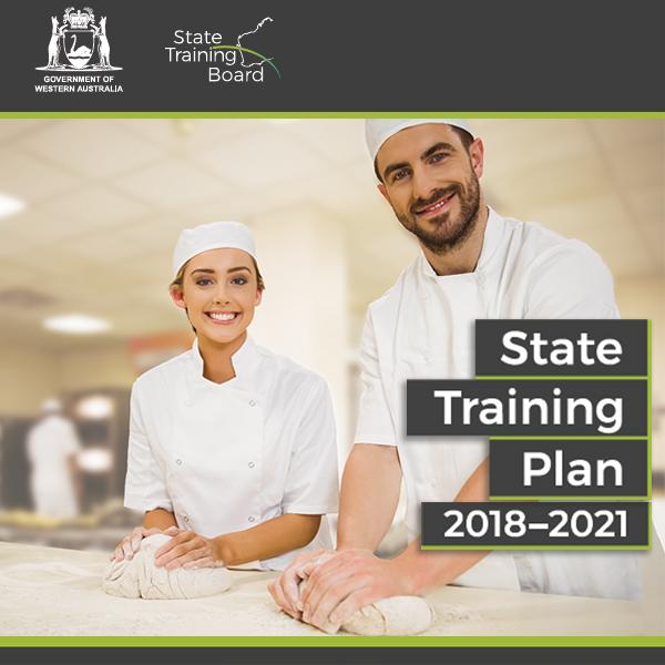 State Training Plan 2018 - 2021