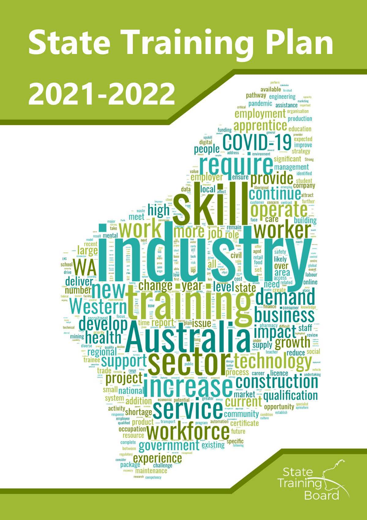 State Training Plan 2021-2022