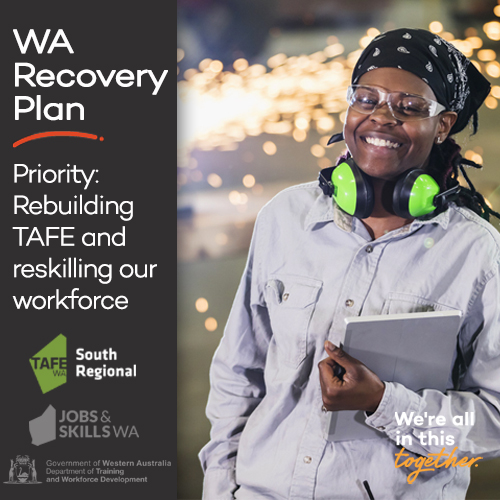 TAFE investment to boost trades training in the Great Southern