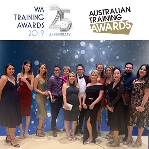 Western Australia's training achievements honoured at national awards
