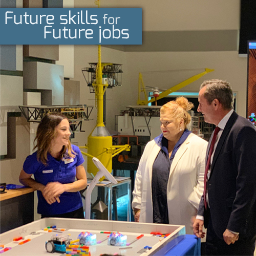 New automation courses lead the way at South Metropolitan TAFE