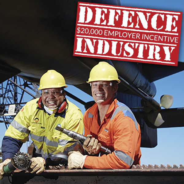 An exciting time for the defence industry - State Government initiatives