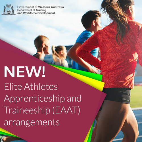 Elite athletes get fair playing field for apprenticeships and traineeships