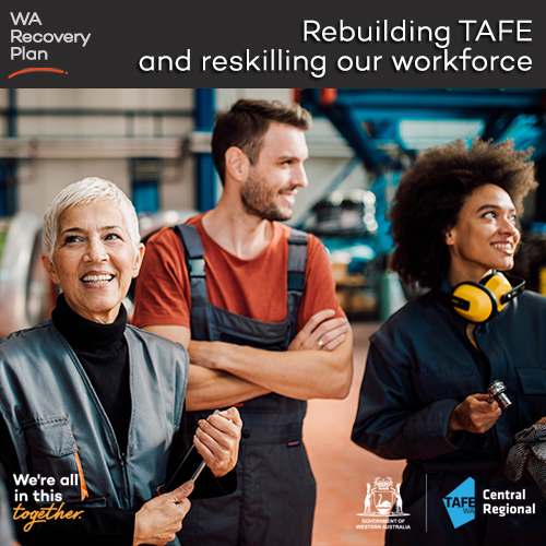 $10 million TAFE investment is gold for the Goldfields!