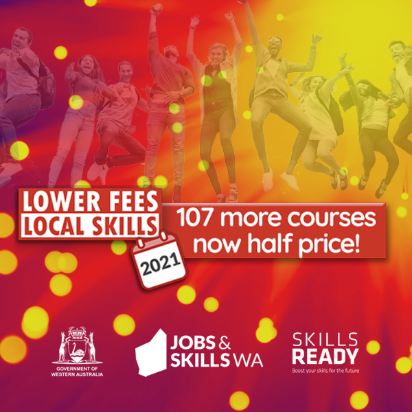 Course fees slashed for another 107 courses!