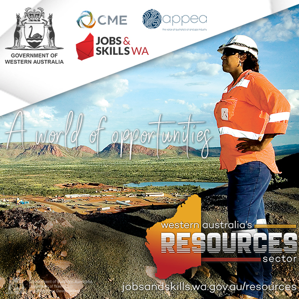 Ready to explore a career in WA's booming resources sector?