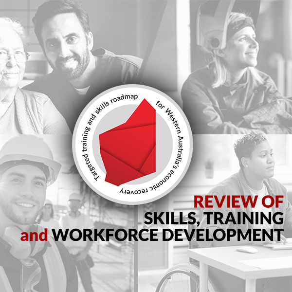 Review of skills, training and workforce development