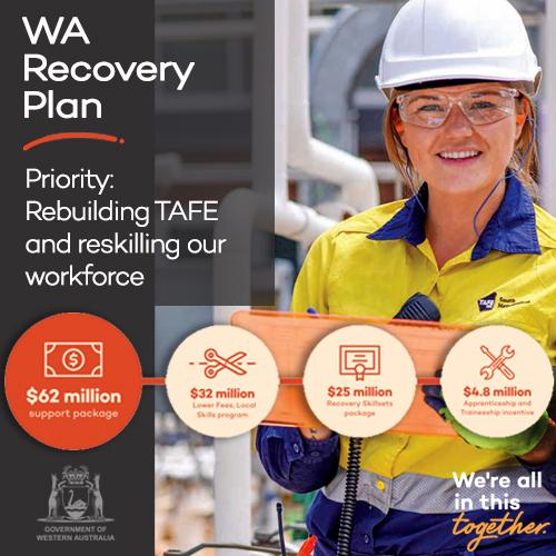 WA Recovery Plan