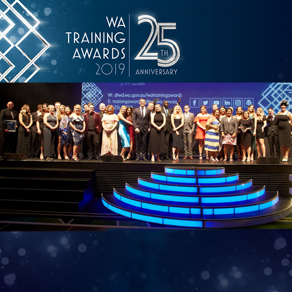 Innovation and excellence driving WA Training Award winners