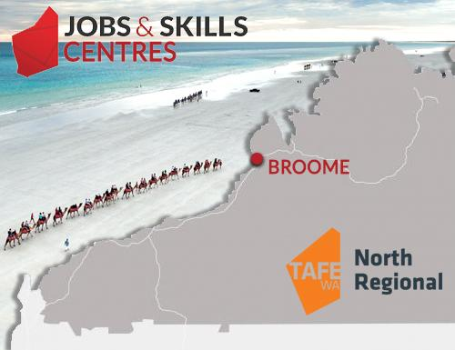 Broome Jobs and Skills Centre is open!