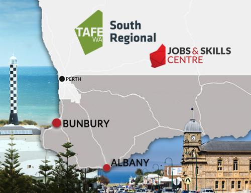 Bunbury Jobs and Skills Centre now open!