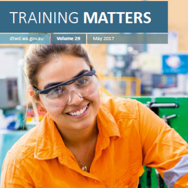 Training Matters VET magazine – May edition out now