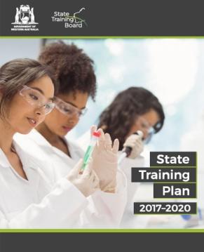 State Training Plan 2017–2020 endorsed