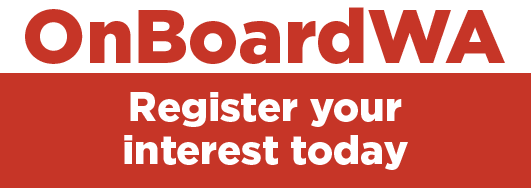 OnBoardWA Register your interest today