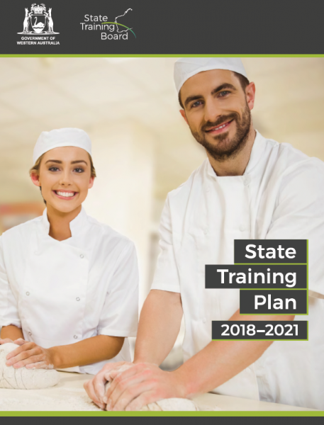 State Training Plan 2018-2021